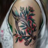 Horizo Tattoo 028